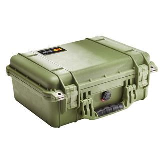 Pelican 1450 Medium Case OD Green