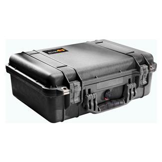 Pelican 1500 Medium Case Black
