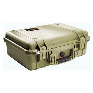Pelican 1500 Medium Case OD Green