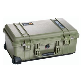 Pelican 1510 Carry-On Case OD Green