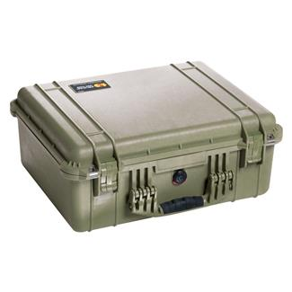 Pelican 1550 Medium Case OD Green