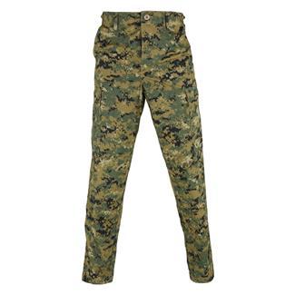 TRU-SPEC Poly / Cotton Ripstop BDU Pants Woodland