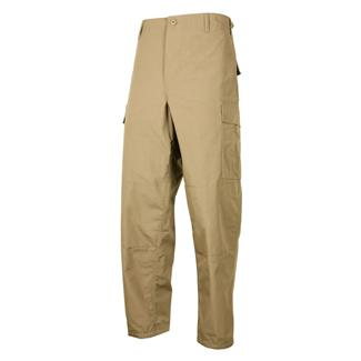 TRU-SPEC Poly / Cotton Ripstop BDU Pants Coyote