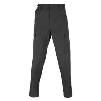 TRU-SPEC Poly / Cotton Ripstop BDU Pants Black