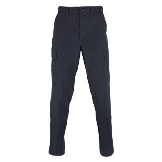 Tru-Spec Poly / Cotton Ripstop BDU Pants Navy