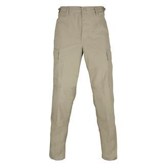 TRU-SPEC Poly / Cotton Ripstop BDU Pants Khaki