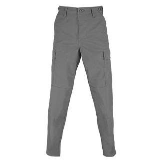 Tru-Spec Poly / Cotton Ripstop BDU Pants Gray