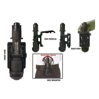 Blackhawk Gladius Flashlight Holder w/ MOD-U-Lok Attachment Black