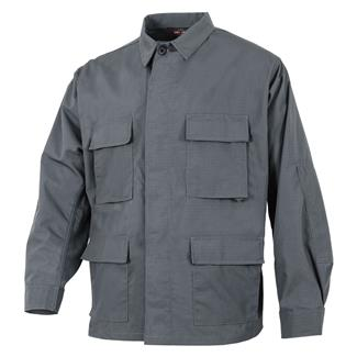 TRU-SPEC Poly / Cotton Ripstop BDU Coat Charcoal