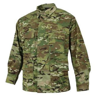 TRU-SPEC Poly / Cotton Ripstop BDU Coat MultiCam