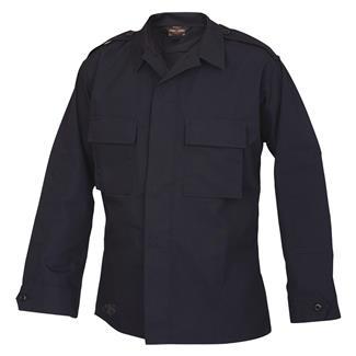 TRU-SPEC Poly / Cotton Ripstop Tactical Shirt Navy