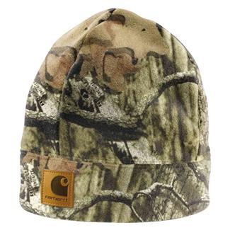 Carhartt Camo Fleece Hat Mossy Oak Break-Up Infinity