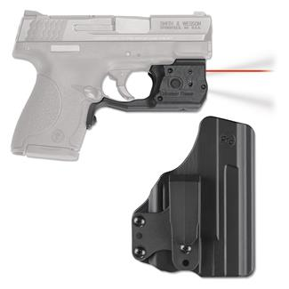 Crimson Trace LL-801 Laserguard Pro with IWB Holster Red