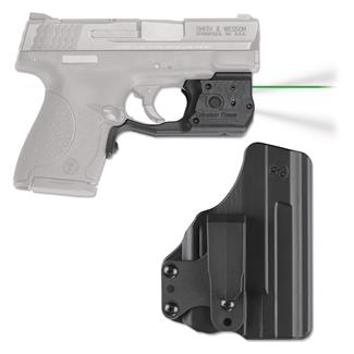 Crimson Trace LL-801G Laserguard Pro with IWB Holster Green