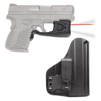 Crimson Trace LL-802 Laserguard Pro with IWB Holster Red