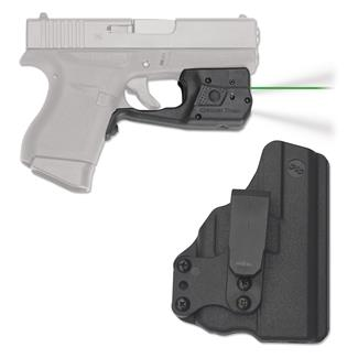 Crimson Trace LL-803G Laserguard Pro with IWB Holster Green