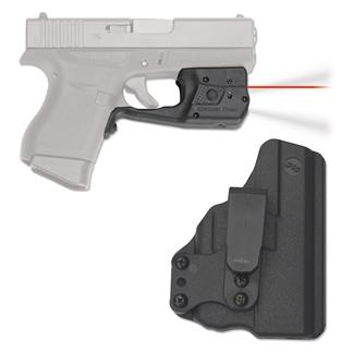 Crimson Trace LL-803 G42 Laserguard Pro with IWB Holster Red
