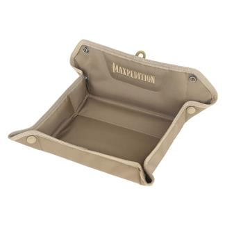 Maxpedition Folding Travel Valet Tan