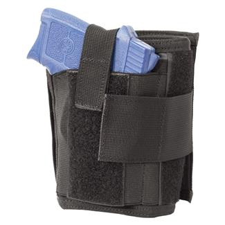 Elite Survival Systems Hide-Away Security Wallet with Holster Black