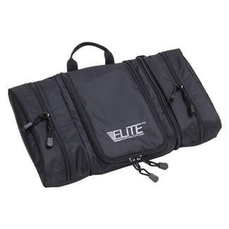 Elite Survival Systems Travel Prone Toiletry Kit Black