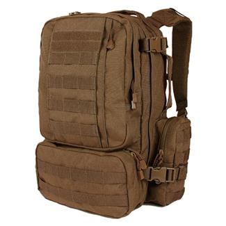 Condor Convoy Outdoor Pack Coyote Brown