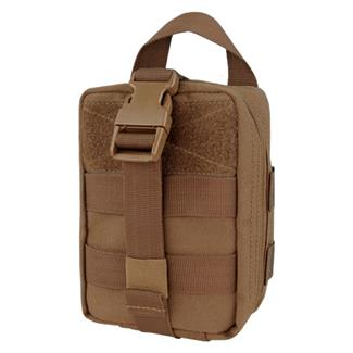 Condor Rip-Away EMT Lite Pouch Coyote Brown