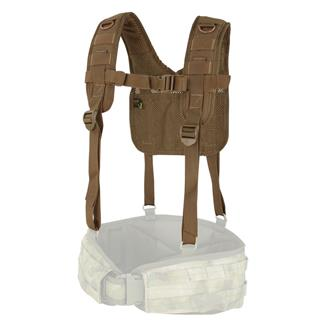 Condor H-Harness Coyote Brown