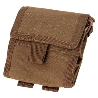 Condor Roll-Up Utility Pouch Coyote Brown