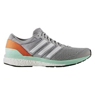 Adidas Adizero Boston 6 Midnight Gray / White / Easy Orange