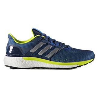 Adidas Supernova Blue / Silver Met / Solar Yellow