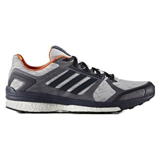 Adidas Supernova Sequence 9 LGH Solid Gray / Night Navy / Midnight Gray