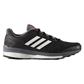 Adidas Supernova Sequence 9 Black / White / Scarlet
