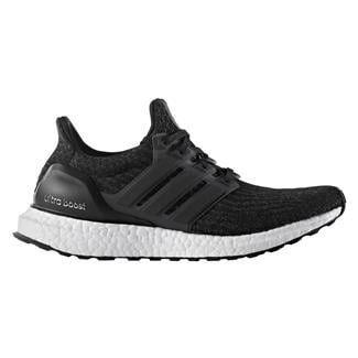 Adidas Ultra Boost Black / Black / Dark Gray