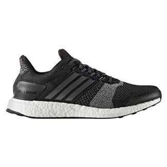 Adidas Ultra Boost ST Black / White / Solid Gray