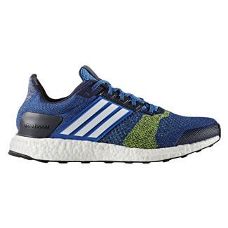 Adidas Ultra Boost ST Blue / White / Solar Yellow