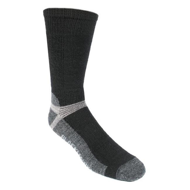 Blackhawk Heavyweight Boot Sock Wool / Polyester Black