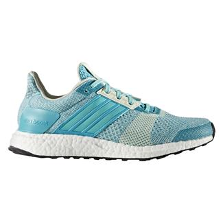 Adidas Ultra Boost ST Energy Blue / Easy Green / Linen Green