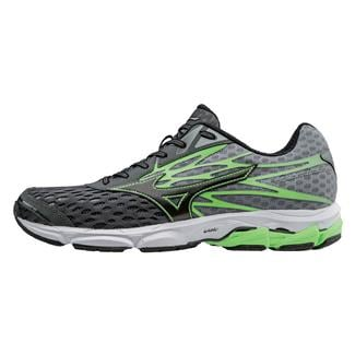 Mizuno Wave Catalyst 2 Dark Shadow / Green Gecko / Black