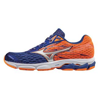 Mizuno Wave Catalyst 2 Mens Mazarine Blue / Clownfish / White