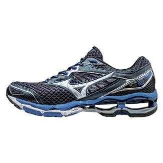Mizuno Wave Creation 18 Dress Blue / Silver / Nautical Blue