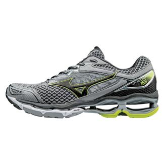 Mizuno Wave Creation 18 Griffin / Black / Safety Yellow