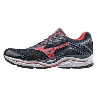 Mizuno Wave Enigma 6 Dress Blue / Chinese Red / Silver