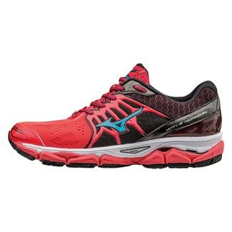 Mizuno Wave Horizon Diva Pink / Black / Atomic Blue