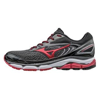 Mizuno Wave Inspire 13 Dark Shadow / Chinese Red / Black
