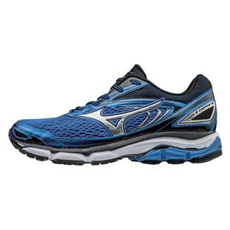 Mizuno Wave Inspire 13 Strong Blue / Silver / Black
