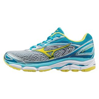 Mizuno Wave Inspire 13 High-Rise / Bolt / Blue Atoll