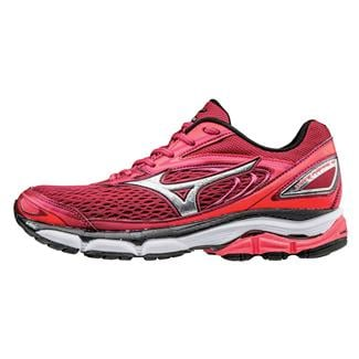 Mizuno Wave Inspire 13 Persian Red / Black / White