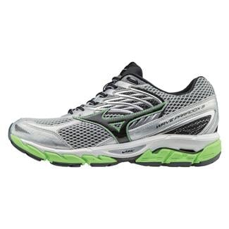 Mizuno Wave Paradox 3 High-Rise / Green Gecko / Black