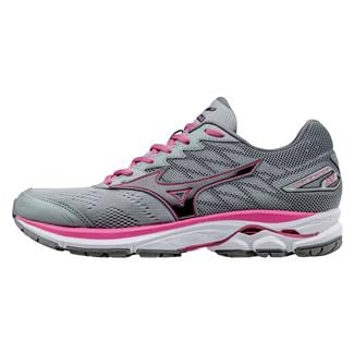 Mizuno Wave Rider 20 Griffin / Fuchsia Purple / White