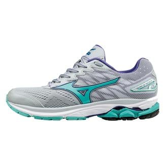 Mizuno Wave Rider 20 High-Rise / Turquoise / Liberty